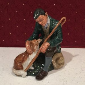 "Royal Doulton & Co Limited ""The Master"" Figurine"